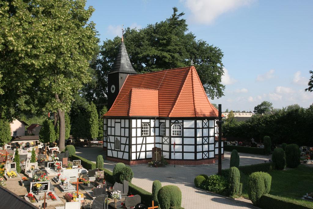 Parafia pw. św. Marcina w Kaczkowie
